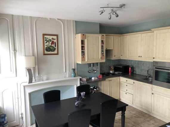 a vendre HESDIN appartement 4 pieces, 70m², a HESDIN