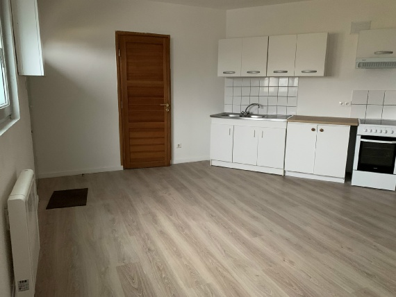 location appartement CARVIN 2 pieces, 40m