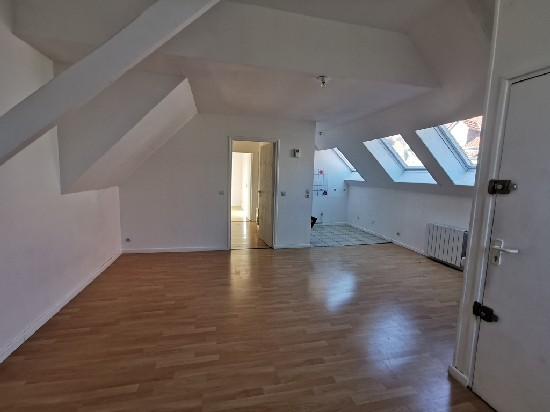 location appartement HOUPLINES 2 pieces, 49m