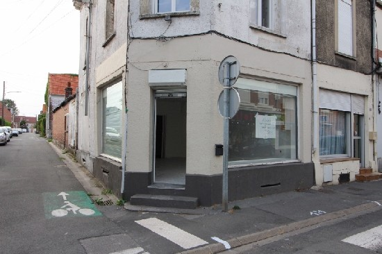location local commercial BRUAY LA BUISSIERE 1 pieces, 35m