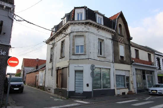 location local commercial BRUAY LA BUISSIERE 1 pieces, 63m