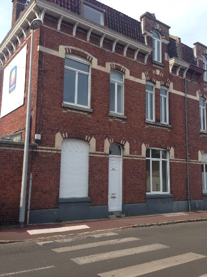 location local commercial TOURCOING 1 pieces, 16m