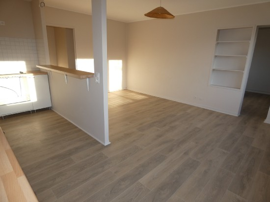 vente appartement MARCQ EN BAROEUL 2 pieces, 55,83m