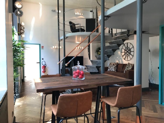 vente loft LILLE 3 pieces, 100m